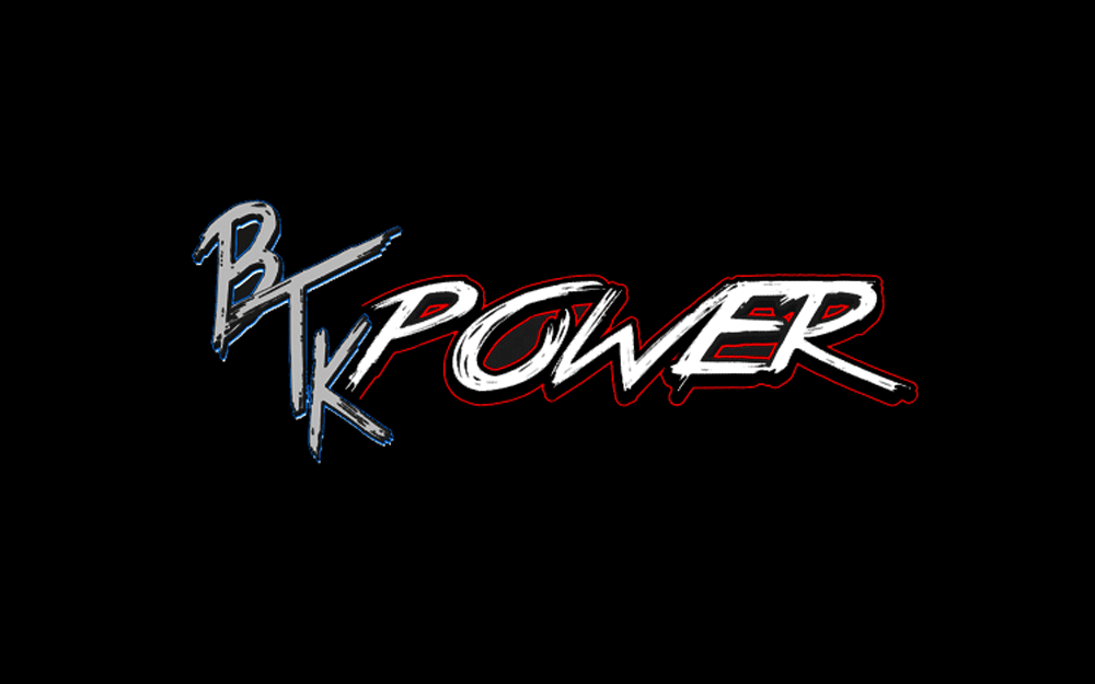 BTK Power Trucker Hat Graphic